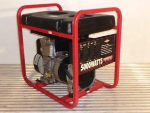 5000 Watt Generac 10hp Generator