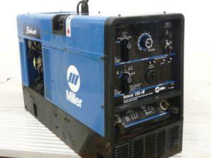 8000 Watt Miller Generator/Welder 20hp