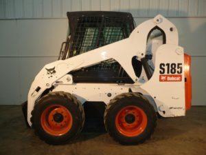 Bobcat S185 Skidsteer Loader