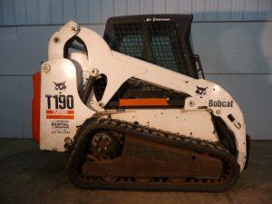 Bobcat T190 Track Loader