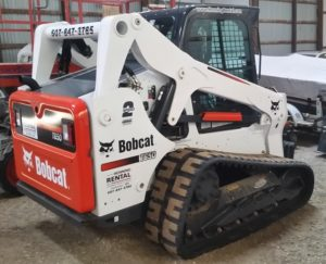 Bobcat T650 Track Loader 2 Speed