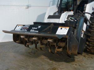 Bobcat 55″ Tiller attachment