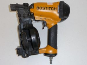 Pneumatic Bostitch Coil Roofing Nailer