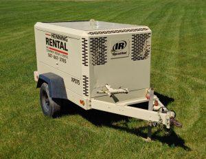 Towable Air Compressors & Tools