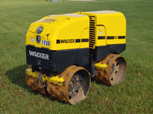 Wacker-Neuson RT Vibratory Roller
